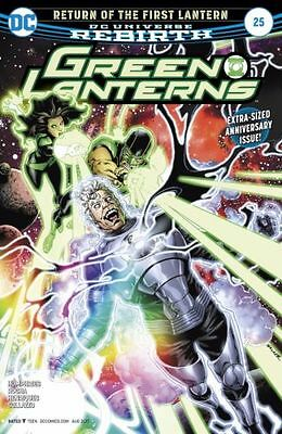 Dc Rebirth Green Lanterns #25