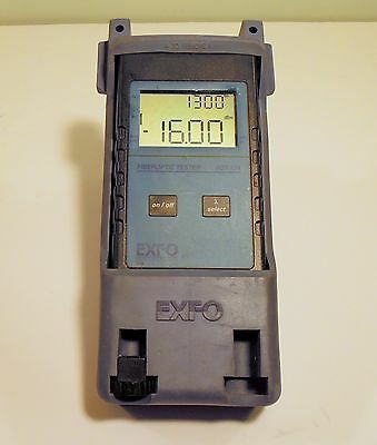 Exfo Electro-Optical Engineering FOT-10A FOT-10AX Fiberoptic Tester
