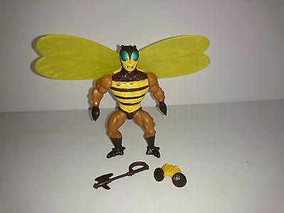 Mattel Masters Of The Universe - Buzz Off 100% Complete - He-Man Motu 1980's