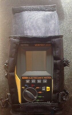 Martindale  Electrician's Tester VR2230 With Carry Case & Manual