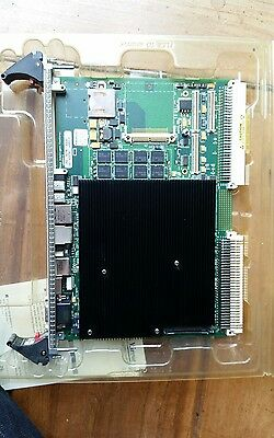 GE Fanuc Embedded Systems VME-7671-421001 VMEBus Computer Plugin 605-058238-001