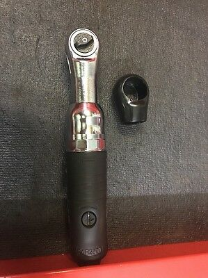 """Snap On 1/4"""" Drive Air Ratchet, Xlnt Cond, FAR2500, Very Powerful, Free Ship"""