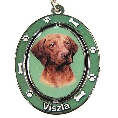 "VIZSLA  ""Spinning"" Key Chain"