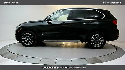 2017 BMW X5 sDrive35i Sports Activity Vehicle sDrive35i Sports Activity Vehicle 4 dr Automatic Gasoline 3.0L STRAIGHT 6 Cyl Bl