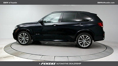 2017 BMW X5 sDrive35i Sports Activity Vehicle sDrive35i Sports Activity Vehicle 4 dr Automatic Gasoline 3.0L STRAIGHT 6 Cyl Ca
