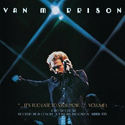 Van Morrison - ..Its Too Late To Stop Now...Vol. 2, 3, 4 [CD]