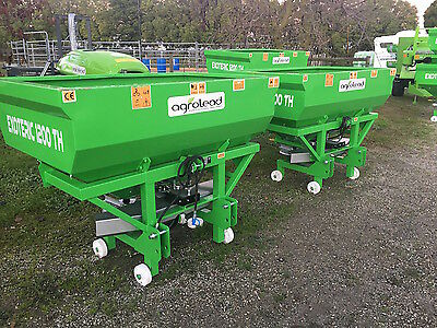 Agrolead Spreaders 1000L,1200L