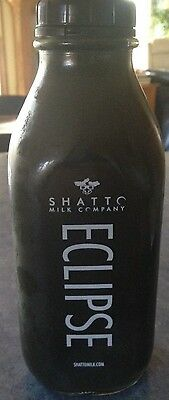 Shatto Milk Company 2017 Total Eclipse EMPTY Bottle w/Lid Limited Edition (6500)
