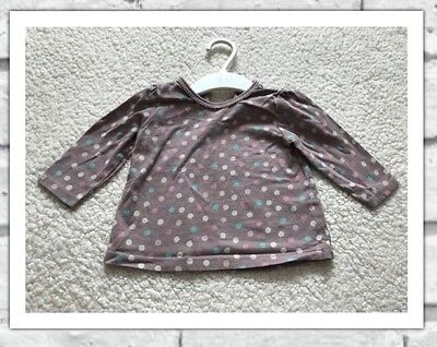 Baby Girls Clothes 0-3 Months - Pretty T Shirt  Top