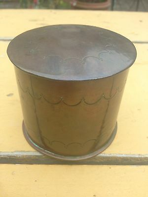Arts & Crafts Small Newlyn Lidded Pot