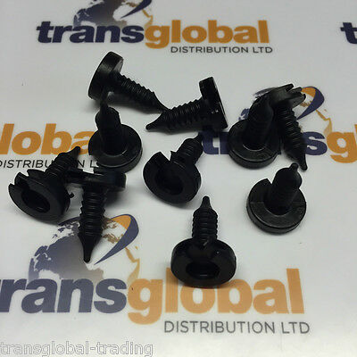 Land Rover Discovery 2 98-04 Door Card Trim Casing Clips x10 - Bearmach MWC9134