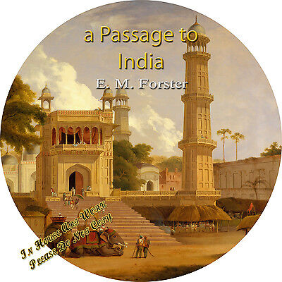 A Passage To India - Audio Book by E M Forster