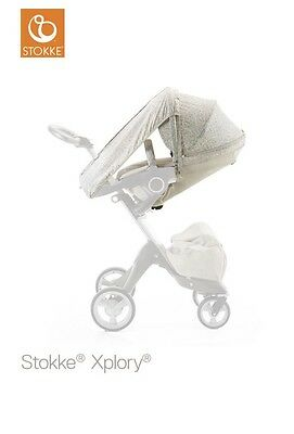 Original Stokke Sommer Summer Kit Sandy Beige für Xplory, Crusi, Trailz NEU