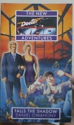 Falls The Shadow by Daniel O'Mahony - Doctor Who The New Adventures Virgin