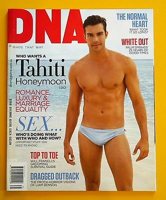 DNA magazine issue # 175 Australian gay men's fashion and style