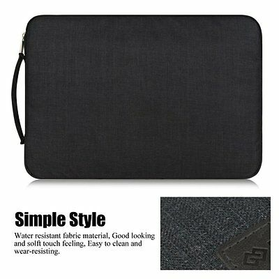 14 inch Drop-proof Laptop Carry Case Bag Sleeve for Laptops and Notebooks Black