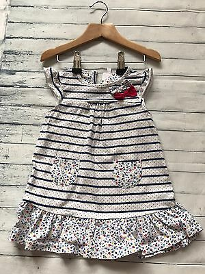 Baby Girls Clothes 9-12  Months - Pretty   Tunic Top