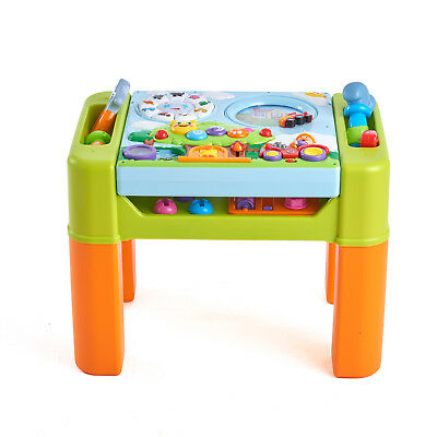 Huile Learning Discovering 6 in 1 Activity Center Toy Table