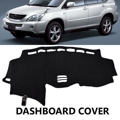 Xukey Dashboard Cover Dashmat Dash Mat Pad For Lexus RX RX330 RX350 2004-2009
