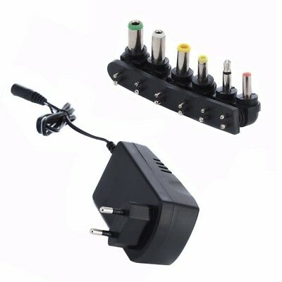 Universal AC&DC Adapter Converter Power Supply 3/4.5//6/7.5/9/12V 2.5A Charger