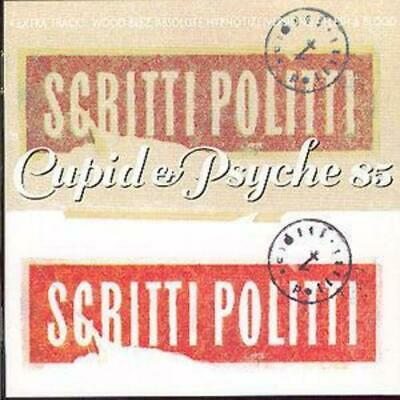 Scritti Politti : Cupid And Psyche 85 CD (1985)