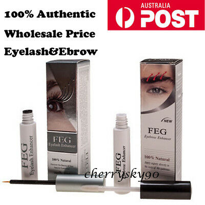 FEG Eyelash Enhancer / Eyebrow Enhancer Serum Liquid ORIGINAL 3ml WHOLESALE