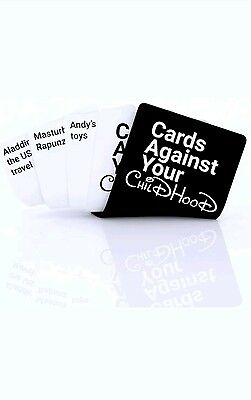Cards Against Your Childhood - Disney Version Of Cards Against Humanity