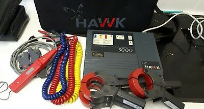 Hawk 3000 Energy Monitoring System with case