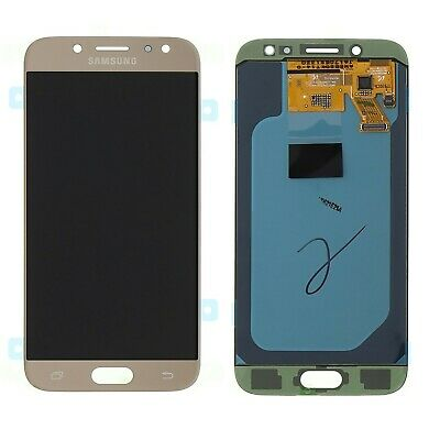 Display Lcd Touch Screen Originale Gold Oro per Samsung Galaxy J5 2017 SM-J530