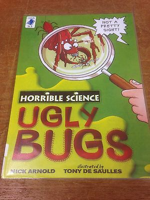 Horrible Science: Ugly Bugs: Nick Arnold: EXTRA LARGE PRINT Paperback