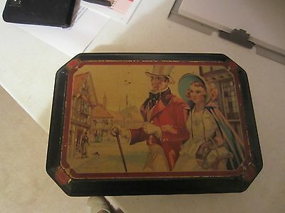 Vintage Brockhoff Biscuit Tin