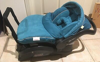Steelcraft Strider Plus Baby Capsule / Carrier