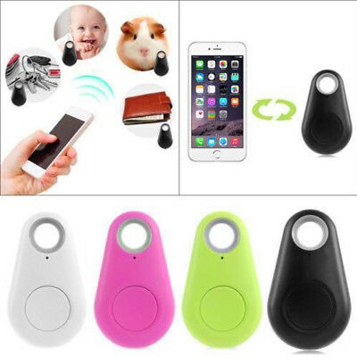 Bluetooth Spy GPS Tracking Finder Device For Car Pets Kids Anti Loss Tracker