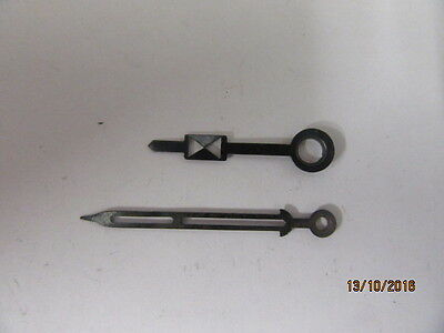 Vintage Clock Hands Ideal For Spares x1 Pair