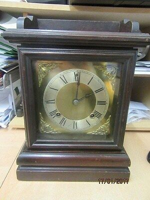 American Style Mantel Clock In Working Order C1900