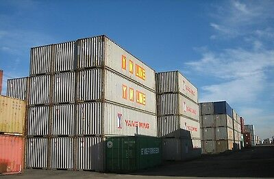 40ft Shipping Storage Container Conex Box
