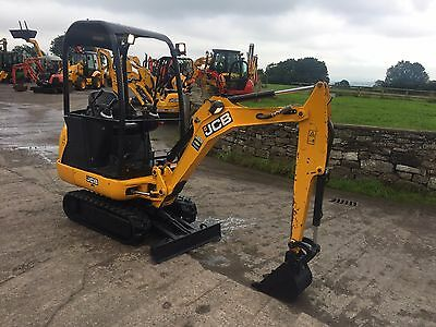 * * Jcb 8014 Cts * * Yr 2014  Only 838 Hours * * Choice Of 8 * * Jcb Mini Digger