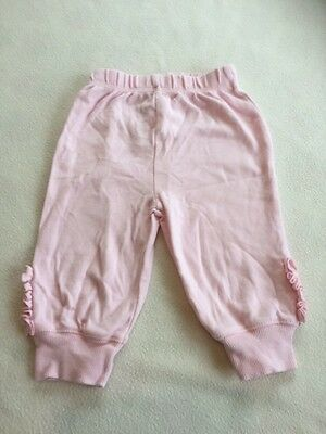 Baby Girls Clothes 6-9  Months  - Cute Trousers