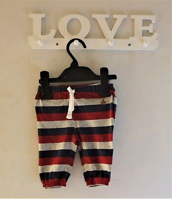 Baby Gap Baby Boys Striped Trousers 0-3 Months