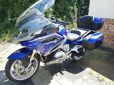 Bmw R1200rt Le Now Reduced By 500 For Quick Sale