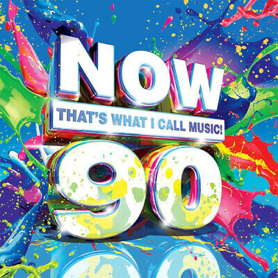 Various Artists : Now That's What I Call Music! 90 CD 2 discs (2015) Great Value