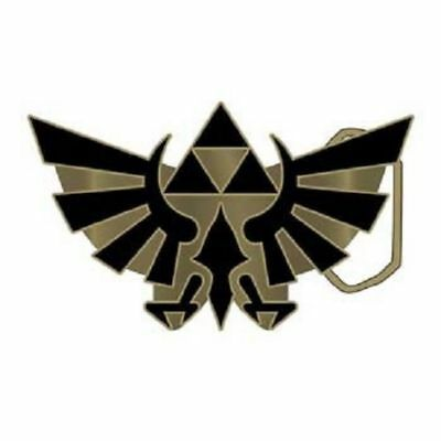 The Legend of Zelda Zelda Logo Gürtelschnalle