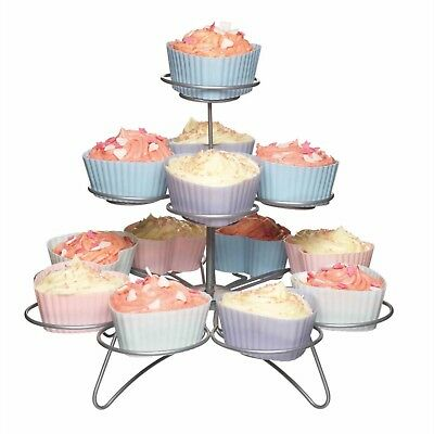 Sweetly Does by kitchencraft It Wire Cupcake Tree for 13 Cakes