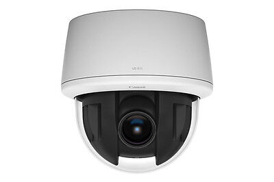 "CANON VB-R11 1/3"" IP Dome, PTZ, 30x, Moving Subject Auto Tracking with Auto Zoom"