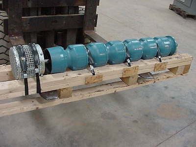 "New Goulds Water Tech 6"" 6 stage Turbine Pump Irrigation Cat # 8RJH0"