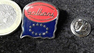 Galbani Pin Badge Europa