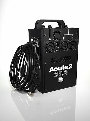 Profoto Acute 2 2400 Power Pack In perfect working order includes pwr/sync cord