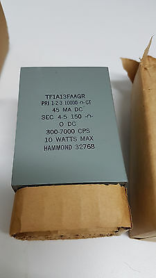 Vintage HAMMOND Transformer 5950-21-457-0284  TF1A13FAAGR