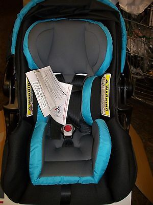 Baby Trend  Secure Snap Gear 32  Infant Car Seat Astro Blue NO BASE INCLUDED