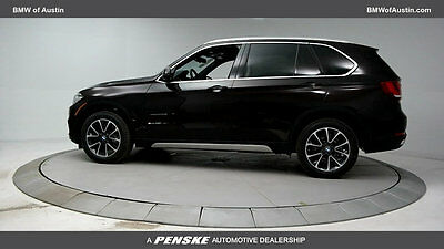 2017 BMW X5 sDrive35i Sports Activity Vehicle sDrive35i Sports Activity Vehicle 4 dr Automatic Gasoline 3.0L STRAIGHT 6 Cyl SP
